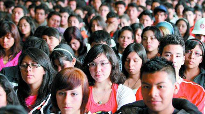 Resultado de imagen para jovenes mexico