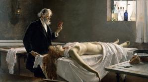 una vida entre muertos
