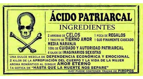 acido patriarcal