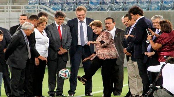 """""""Fuego en casa: El mundial de Brasil 2014 y el impeachment de Dilma Rousseff (Parte I)"""""""