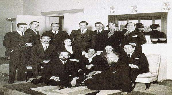 rowne, Gombrowicz y Henríquez Ureña en Borges