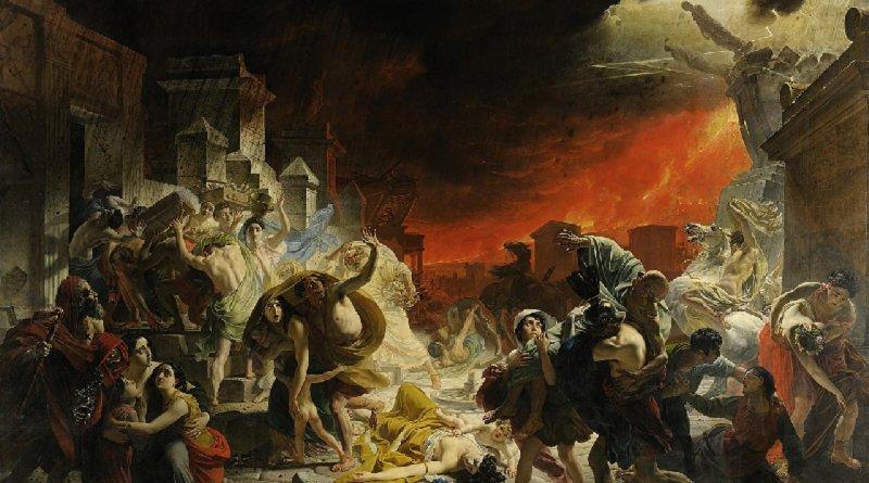 La cultura de la catástrofe