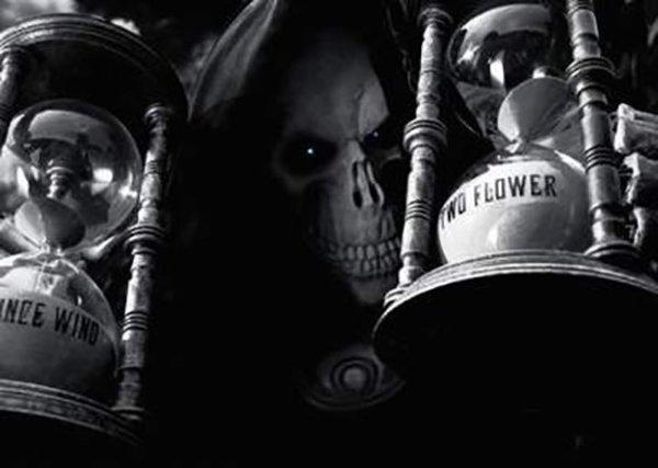 La muerte como sombra inquebrantable