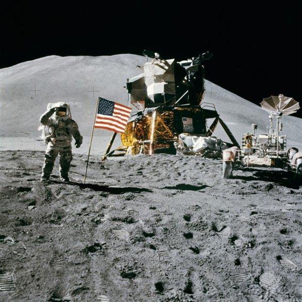 La Primer Base Lunar ya es una realidad